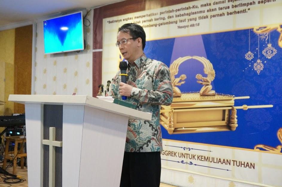 Ibadah Natal 25 Desember 2019 Soegiono Wijono – Belajar Dari Orang Majus