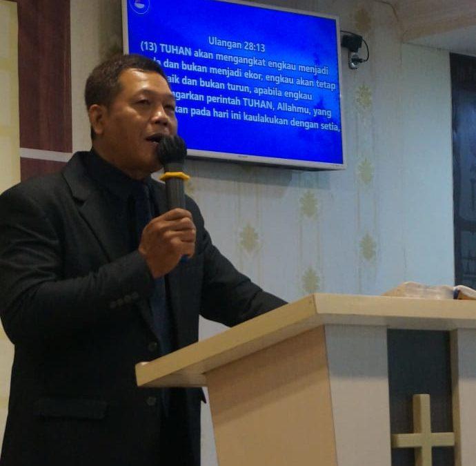 IR3 Minggu 08 Maret 2020 Bpk Purwadi Siswo Saputro – Hidup Menjadi Pemimpin