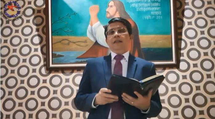 Live Streaming IR Minggu 12 April 2020 Pdm Irwan Ambarita – KEBANGKITAN KRISTUS