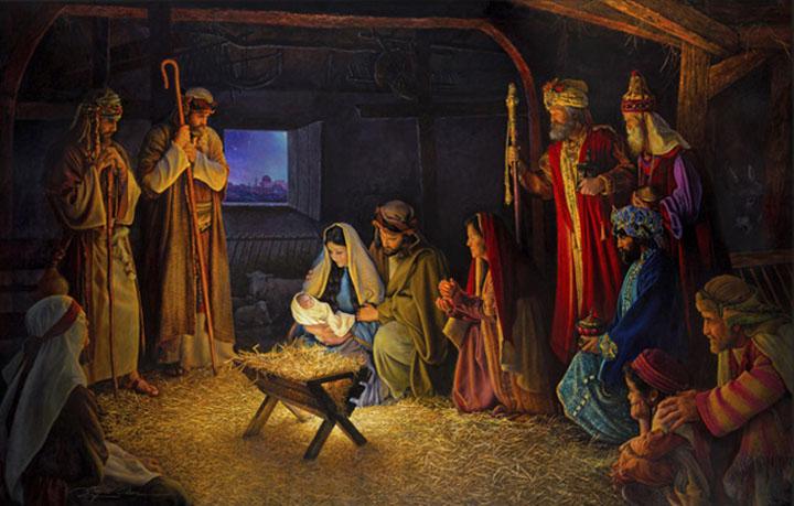 Lahirnya Yesus Sang Mesias