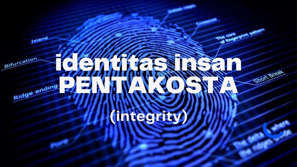 Identitas Insan Pentakosta