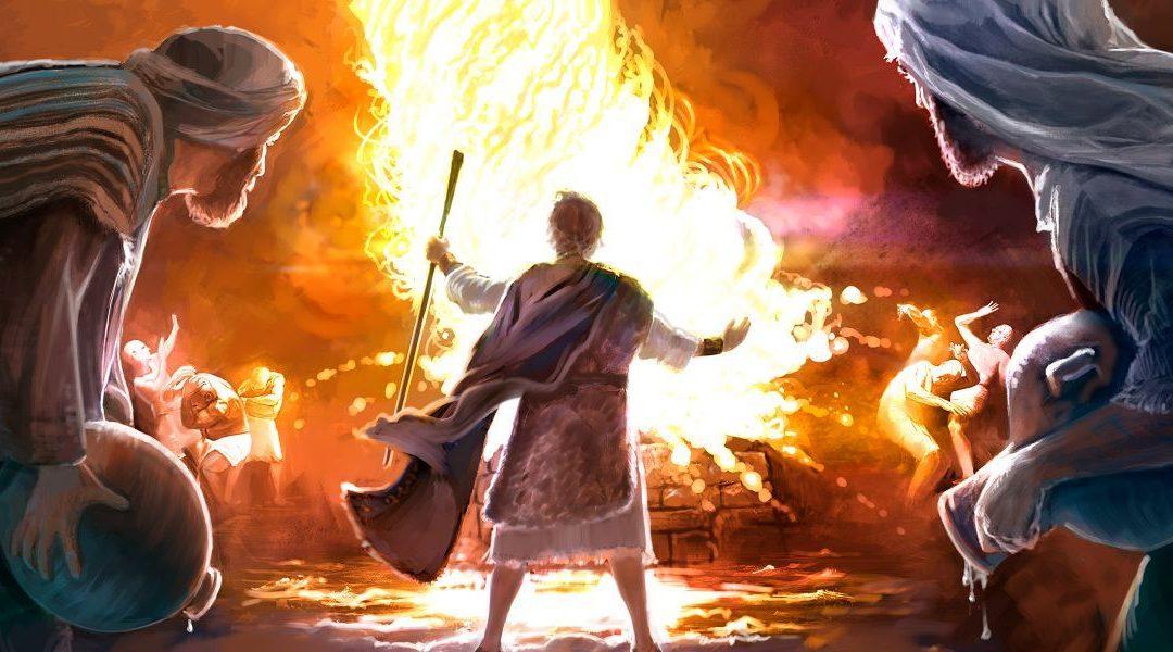 Pencurahan Roh Kudus Yang Dahsyat di Era Pentakosta Ketiga